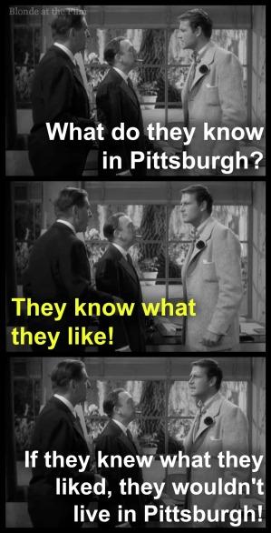 Sullivans Travels McCrea Pittsburgh