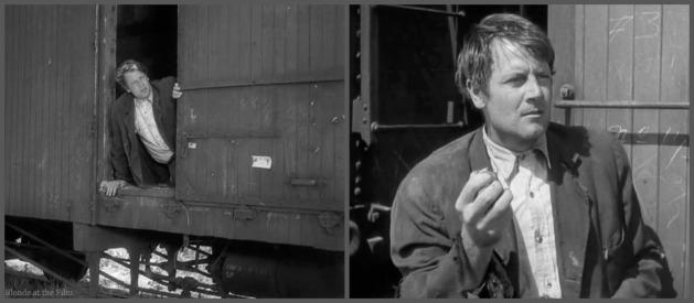 Sullivans Travels McCrea train attack
