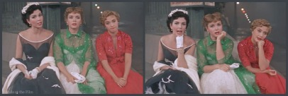 Ann Miller, Debbie Reynolds, and Jane Powell in Hit the Deck