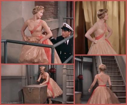 Hit the Deck Powell beige dress
