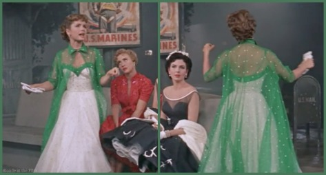 Hit the Deck Reynolds green dress