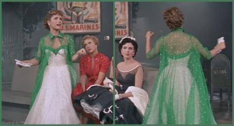 Hit the Deck Reynolds green dress