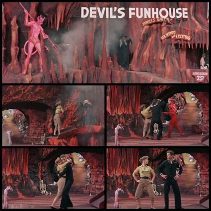 Hit the Deck Reynolds Tamblyn fun house 3