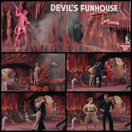 Hit the Deck Reynolds Tamblyn fun house 3