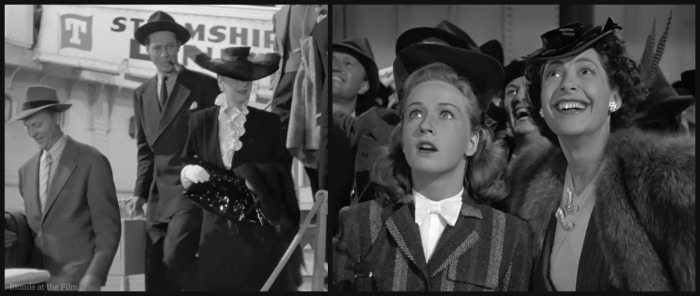 Now, Voyager (1942) | The Blonde at the Film