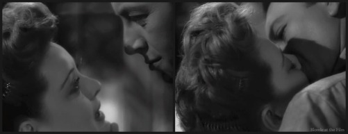 Now Voyager Davis Henreid kiss