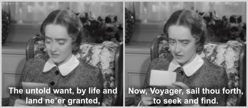 Now Voyager Davis poem
