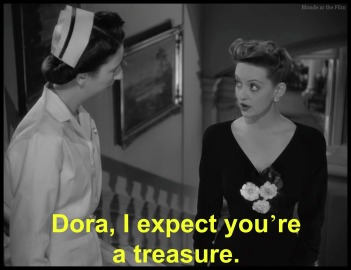 Now Voyager Davis treasure