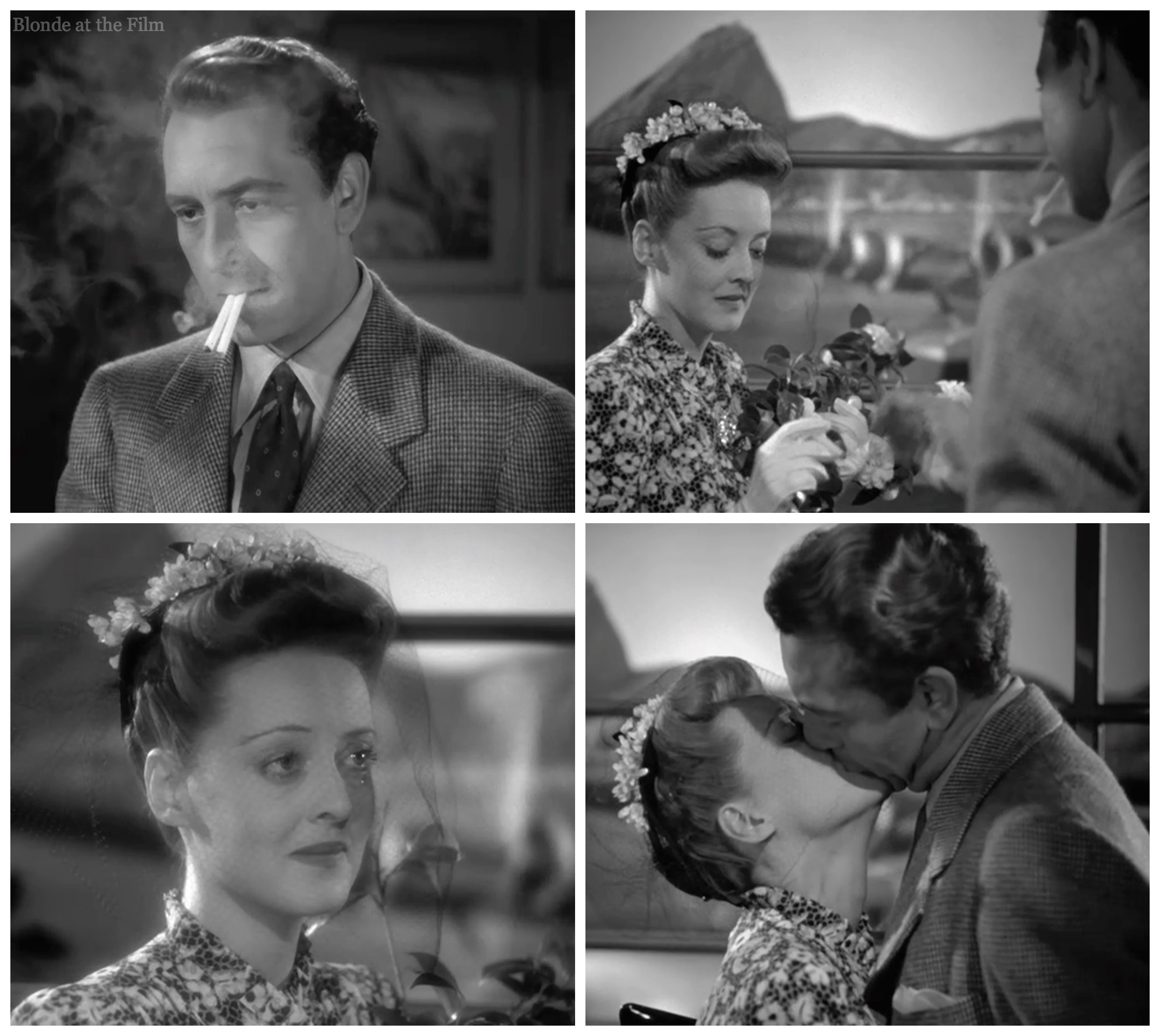 Now, Voyager (1942) – The Blonde at the Film