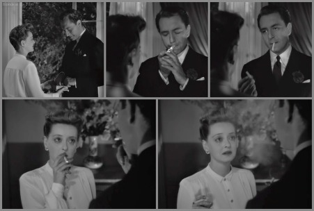 Now Voyager Henreid Davis cigarette 2