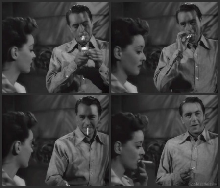Now Voyager Henreid Davis cigarrette