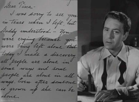 Now Voyager Henreid letter