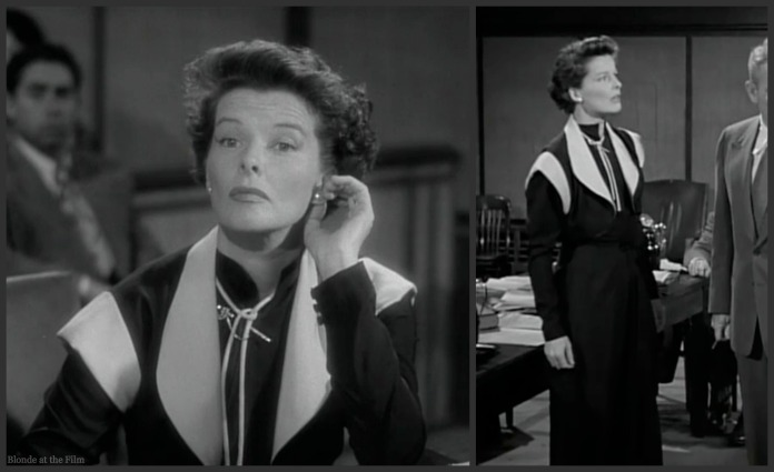 Adams Rib Hepburn court costume 5