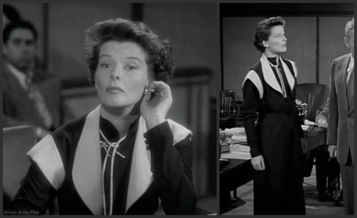 Adams Rib Hepburn court costume 5