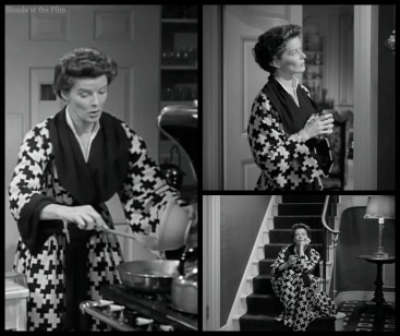 Adams Rib Hepburn robe