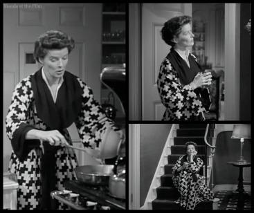 Adams Rib Hepburn robe