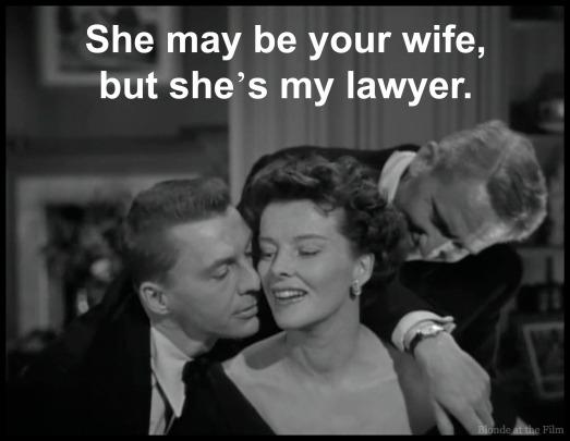Adams Rib Hepburn Wayne