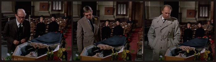 Charade funeral