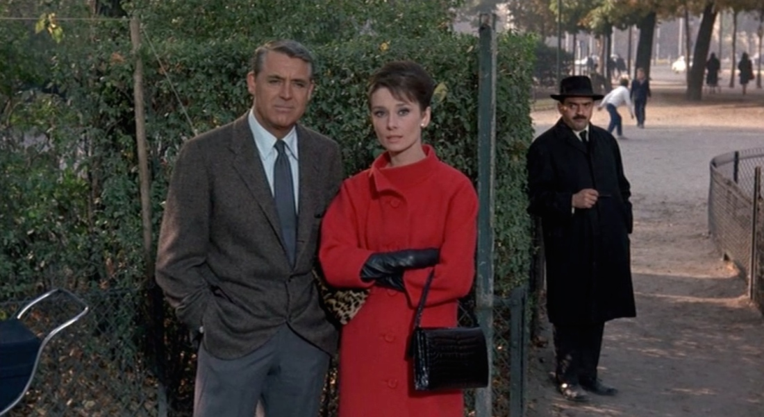 Image result for charade 1963 movie
