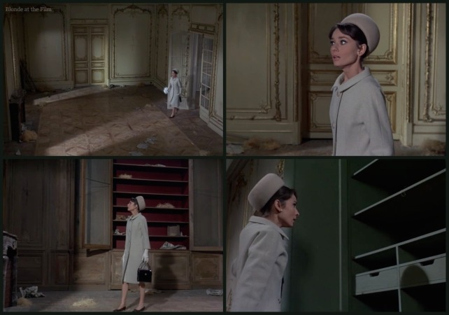 Charade Hepburn home