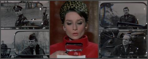 Charade Hepburn photograph