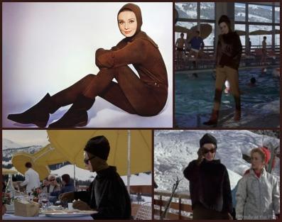 Top left via: http://www.shrimptoncouture.com/blogs/curate/11757741-history-of-ski-part-two-maria-echeverri
