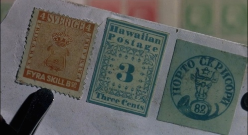 Charade stamps