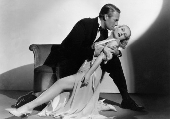 Scott and Carole Lombard in Supernatural (1933) via: http://prettysinister.blogspot.com/2011/10/cool-flicks-supernatural-1933.html