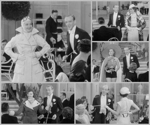 Roberta Astaire fashion show 1