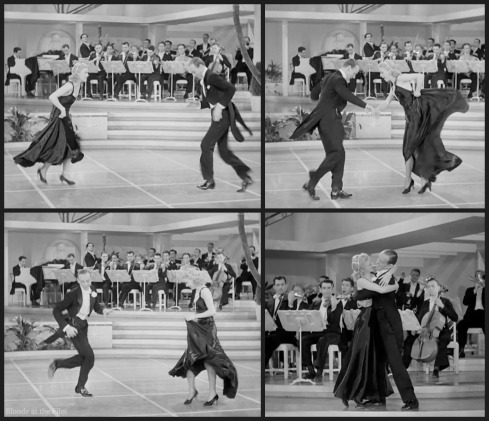 Roberta Astaire Rogers final dance