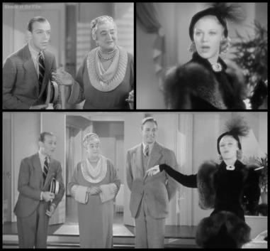 Roberta Astaire Rogers meet