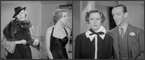 Roberta Dunne Astaire black dress