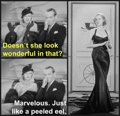 Roberta Rogers Astaire eel