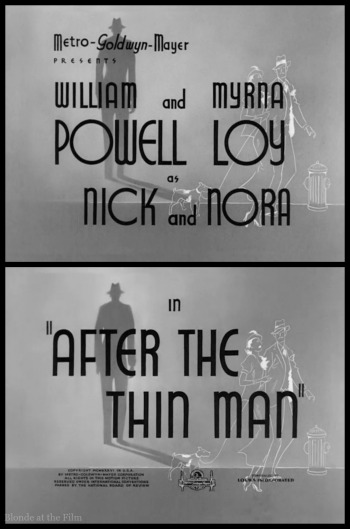 After Thin Man titles