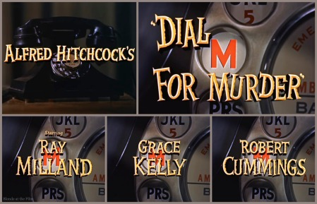 Dial M titles