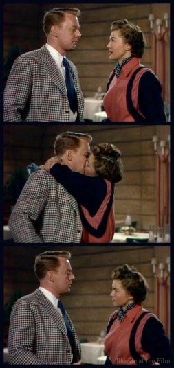 Duchess Idaho Johnson Williams kiss