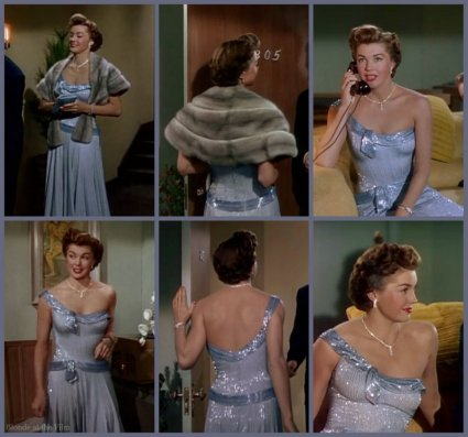 Duchess Idaho Williams blue dress
