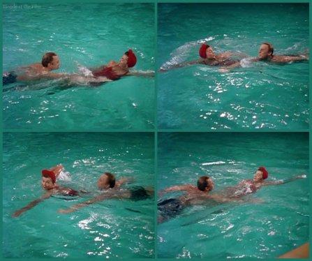 Duchess Idaho Williams Johnson swim