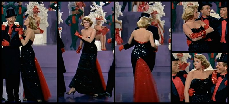White Christmas (1954) – The Blonde at the Film