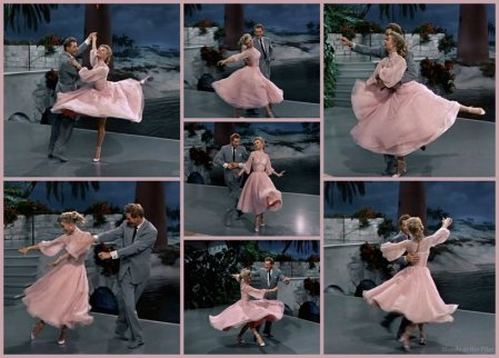 White Christmas Ellen Kay dance