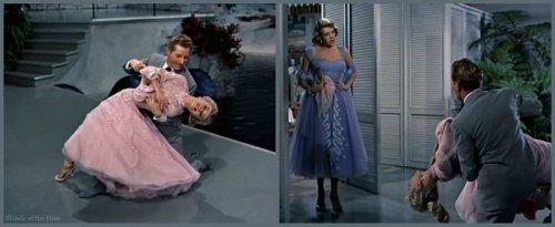 White Christmas Kay Ellen Clooney dance
