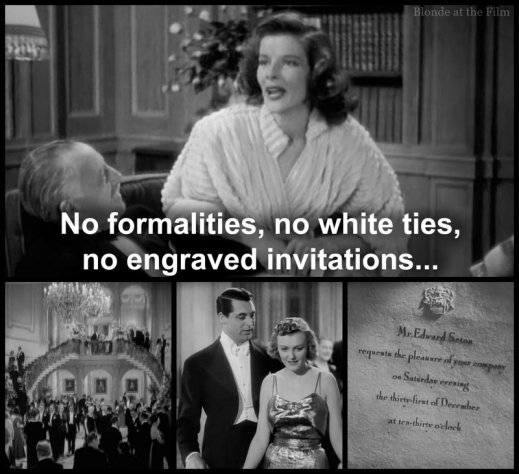 Holiday Hepburn party plans