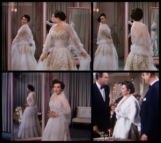 Lovely Grayson white gown 1