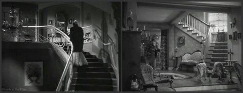 Dark Victory stairs