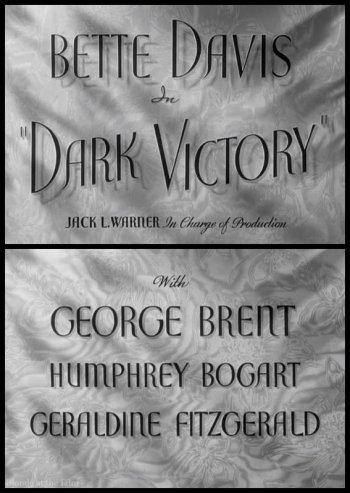 Dark Victory titles