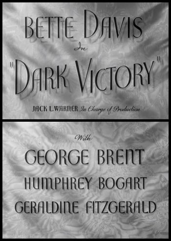 Dark Victory titles