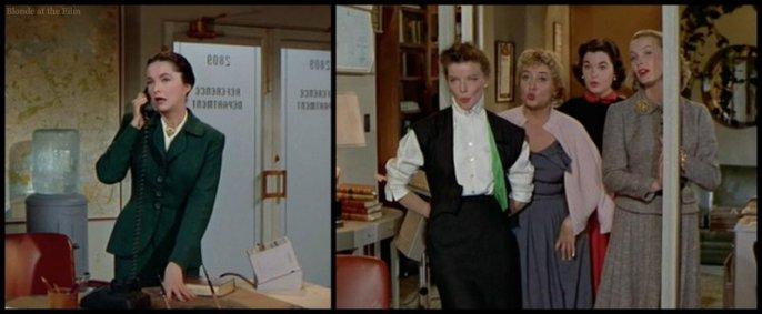 Desk Set Hepburn Patterson