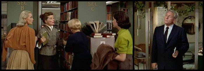 Desk Set Hepburn Tracy meet