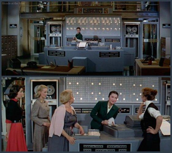 Desk Set Patterson Hepburn comp