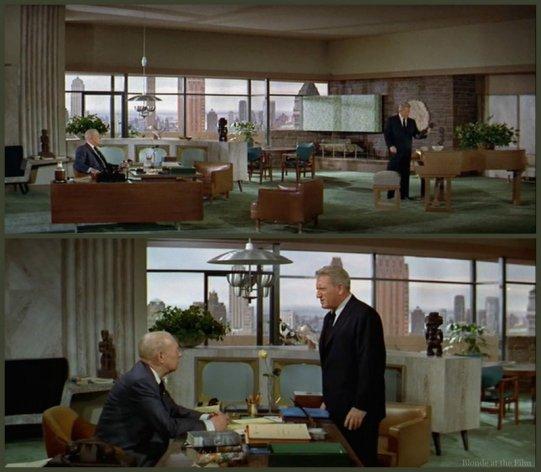 Desk Set Tracy office